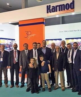 Karmod powitał swoich gości z 123 krajów na MUSIAD EXPO 2016