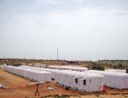 Ukończenie instalacji modułowych kabin zarządczych w Senegalu