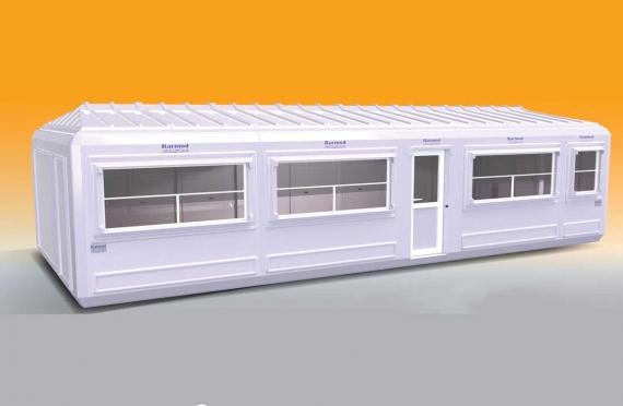 Przenośny budynek 390x990