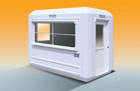150 x 270 cm kabina