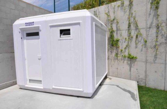 270x270 Mobilna toaleta z kabiną prysznicową