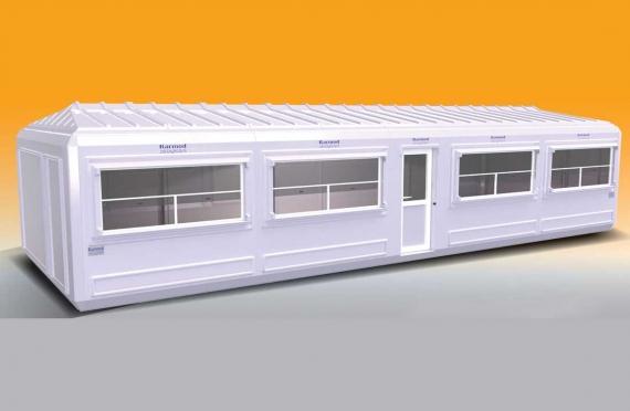 390x1100 cm Mobilny Budynek