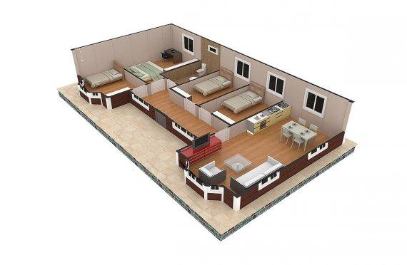 Domy modułowe cena