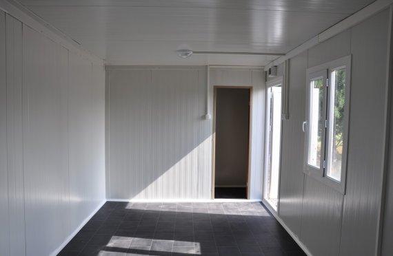 kontener mieszkalny 5.0 m x 7.0 m