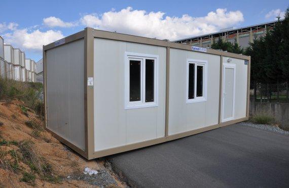 kontenery mieszkalne używane