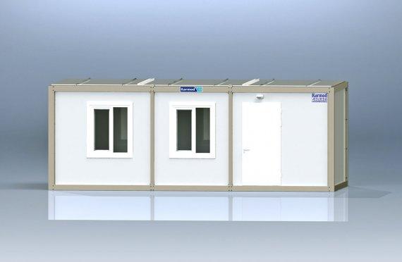 Biurowy kontener typu flat pack K2003