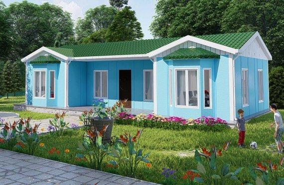 Domy prefabrykowane i modułowe