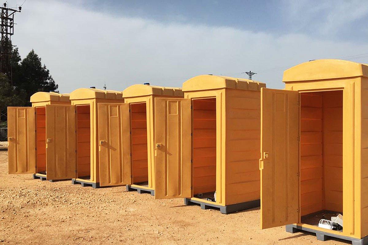 Toalety Przenośne z Tworzywa