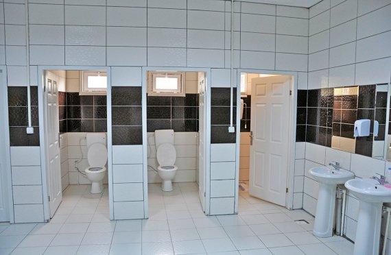 Prysznice Przemysłowe i WC