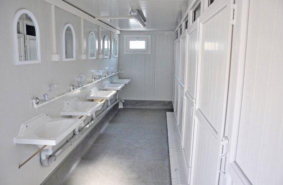 Kontenery Sanitare i Toaleta Wc