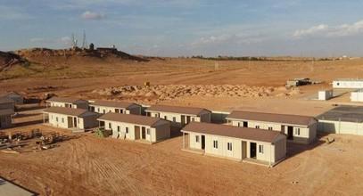 Projekt taniego prefabrykowanego mieszkalnictwa w Algierii