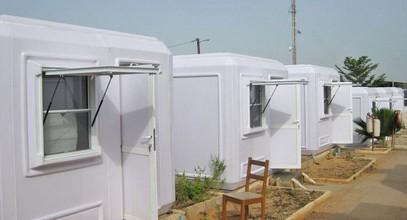 Zakończono montaż budynku adminstracyjnego w Senegalu