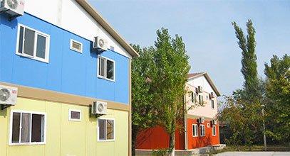 Projekt wioski wypoczynkowej na Ukrainie