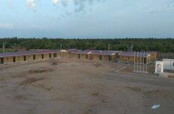 Karmod ukończył budowę obozów wojskowych w Nigerii