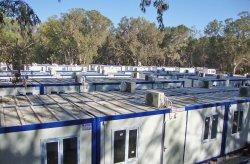 Libia otrzymała kompleks kontenerów pracowniczych od Karmod