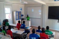 Projekt szkoły w Nigerii