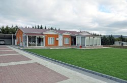 domki modułowe