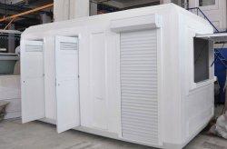 Kabiny modułowe