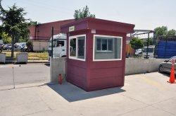 Nowoczesne kabiny z prefabrykatów